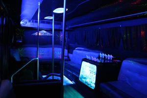 Photo #2: Leonvalley Limousine. Party Bus Special! $150/hr