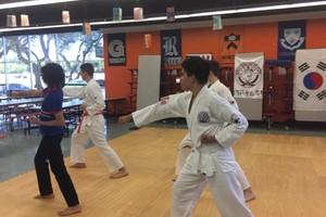 Photo #1: Korean Martial Arts Class -  Tang Soo Do