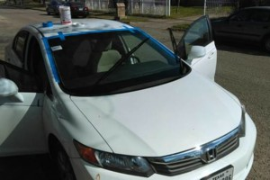 Photo #2: TC's Auto Glass. Windshield Replacement