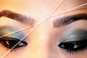 Photo #1: Threading classes and services (eyebrows)