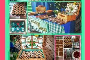 Photo #1: CAKE BAR. Dulce Victoria Desserts