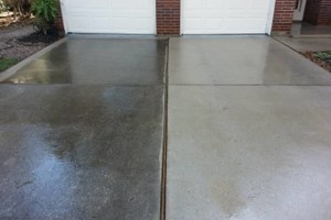 Photo #3: Nick's Water Solutions power washing. Driveway: $75-$200