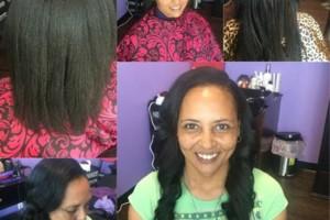 Photo #2: Licensed Private Professional Hair Vamp Design Studio