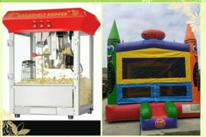 Photo #3: Moon bounce for rent for your main event. KIDDO RENTAL