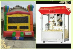 Photo #2: Moon bounce for rent for your main event. KIDDO RENTAL