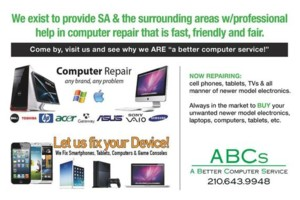 Photo #1: Fast, friendly and fair - Computer repair