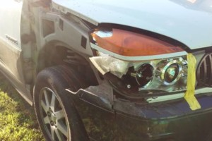 Photo #2: Bumper Repairs and automotive paint
