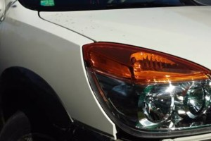 Photo #1: Bumper Repairs and automotive paint