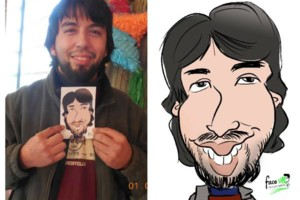 Photo #17: LIVE DIGITAL CARICATURES AT YOUR NEXT EVENT