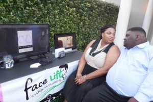 Photo #14: LIVE DIGITAL CARICATURES AT YOUR NEXT EVENT