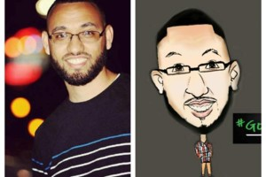 Photo #11: LIVE DIGITAL CARICATURES AT YOUR NEXT EVENT