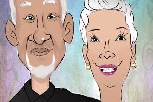 Photo #10: LIVE DIGITAL CARICATURES AT YOUR NEXT EVENT