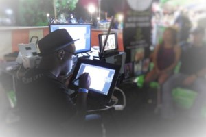 Photo #7: LIVE DIGITAL CARICATURES AT YOUR NEXT EVENT