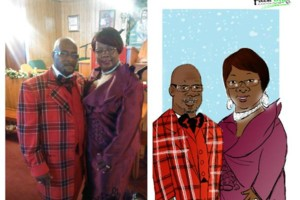 Photo #5: LIVE DIGITAL CARICATURES AT YOUR NEXT EVENT