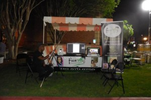 Photo #2: LIVE DIGITAL CARICATURES AT YOUR NEXT EVENT