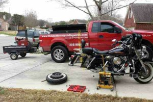 Photo #1: MOBILE MOTORCYCLE REPAIR OF SAN ANTONIO LLC.