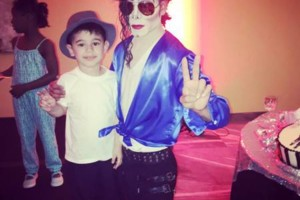 Photo #4: Michael Jackson impersonator for Birthdays, wedding and more