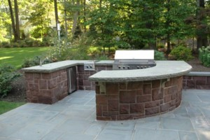 Photo #10: Stone work - Waterfalls, Retaining walls, Coyote fencing