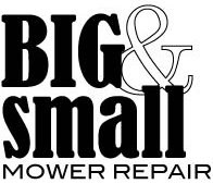 Photo #1: Big & Small Mower Repair