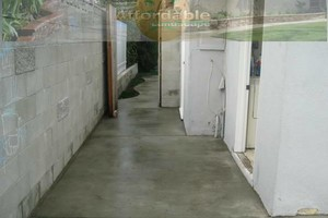 Photo #1: Landscape/ block walls/ concrete/ driveway/ patio/ sidewalk