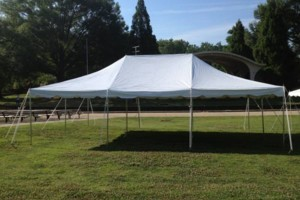 Photo #1: 20' x 30' Party Tents for Rent