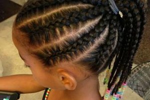 Photo #10: Hair specialist for little girl. Discount available!
