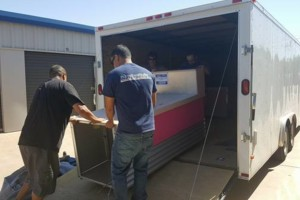 Photo #8: 2 Brothers Moving Service (18or24 ft boxtruck) $60/2man team