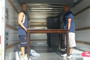 Photo #2: 2 Brothers Moving Service (18or24 ft boxtruck) $60/2man team