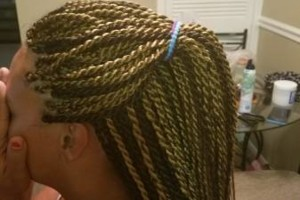 Photo #19: Women braids professional. Sew-ins (with braids) $50.00