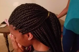 Photo #18: Women braids professional. Sew-ins (with braids) $50.00