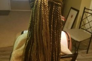 Photo #4: Women braids professional. Sew-ins (with braids) $50.00