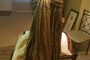 Photo #3: Women braids professional. Sew-ins (with braids) $50.00