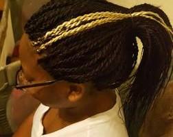 Photo #17: Hair specials! Kinky Twist, Box Braids, Micros