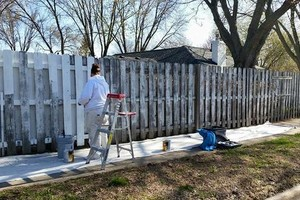 Photo #5: Sharon's Quality Painting/licensed and insured contractor