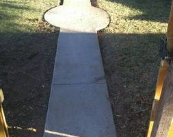 Photo #2: Concrete Done Rite