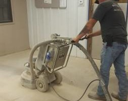 Photo #10: LONE STAR CUSTOM CONCRETE. Grinding /Staining /Etching /Stamped