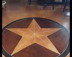 Photo #8: LONE STAR CUSTOM CONCRETE. Grinding /Staining /Etching /Stamped