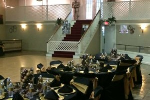 Photo #7: WHITE KNIGHTS BALLROOM (tables/chairs included)