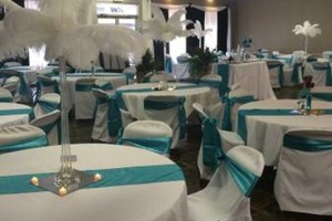 Photo #6: WHITE KNIGHTS BALLROOM (tables/chairs included)