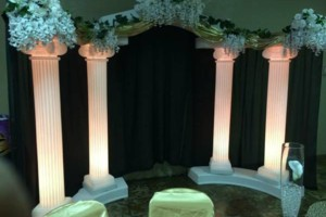 Photo #5: WHITE KNIGHTS BALLROOM (tables/chairs included)