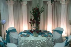 Photo #3: WHITE KNIGHTS BALLROOM (tables/chairs included)
