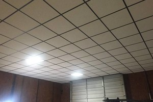 Photo #6: Acoustical Ceiling Installer