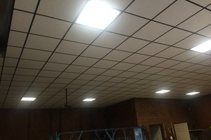 Photo #3: Acoustical Ceiling Installer