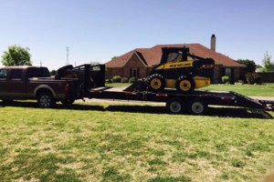 Photo #7: Sod, Dirt work and Landscape Services - High Plains Dirt Tech