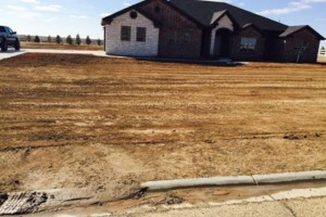 Photo #1: Sod, Dirt work and Landscape Services - High Plains Dirt Tech