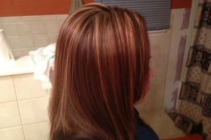 Photo #1: Hair by Chanzlee - color, hilights, lowlights, ombre's, cut