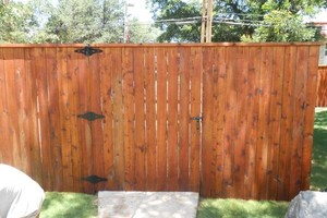 Photo #5: Fence doctor/Fence repair and restoration
