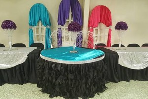 Photo #1: Event linens for rent
