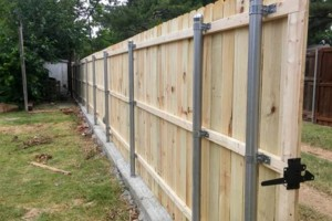 Photo #7: Wood Fences $15 per ft.