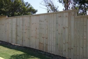 Photo #3: Wood Fences $15 per ft.